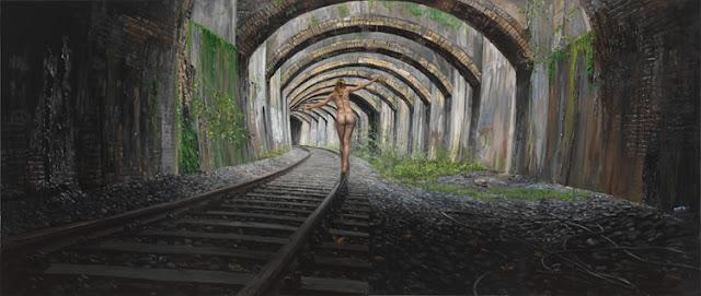 D.W.C. Daily Living - Artist Michele Del Campo