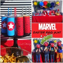 Disney Marvel Easter Egg Hunt