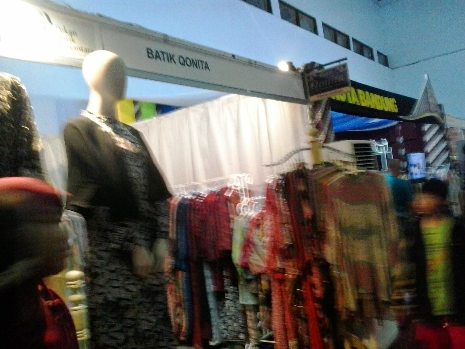 Pekan Batik Nusantara Harapan Pendongkrak Roda Perekonomian Sekaligus Budaya Lingkungan Bersih