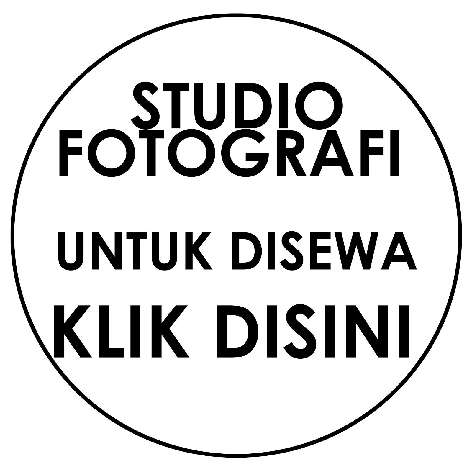 STUDIO FOTOGRAFI UNTUK DISEWA