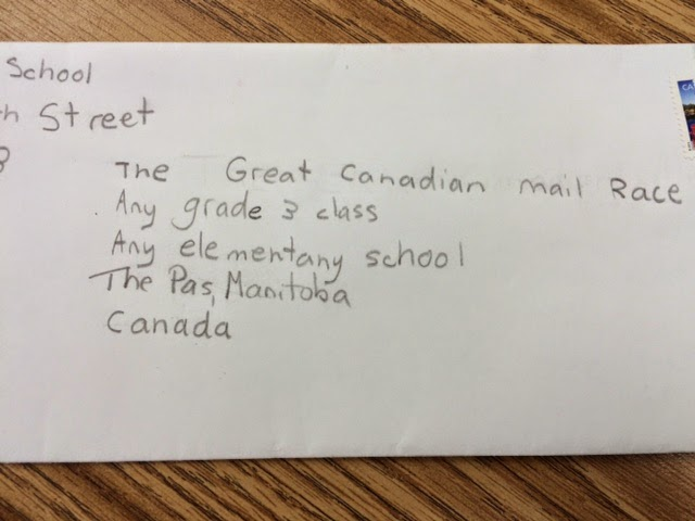 how to write a letter mail canadian