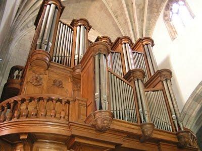 Grand Orgue Rabiny de St Géraud
