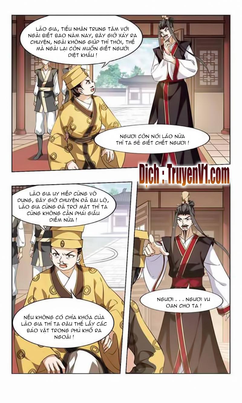 Phượng Nghịch Thiên Hạ Chap 63