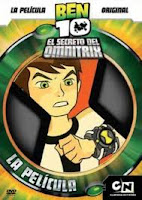 Ben 10: Secret Of The Omnitrix Full Movie