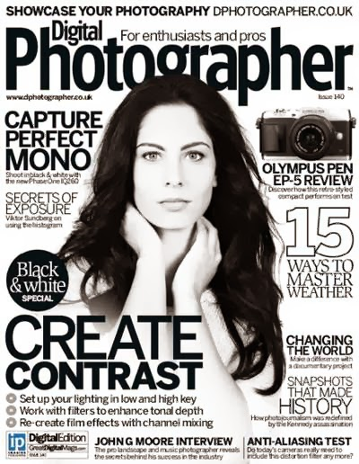 Digital Photographer Magazine Issue 140 2013