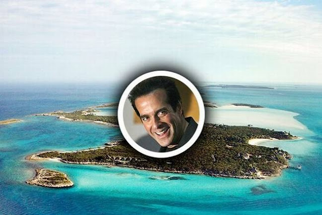 David Copperfield Private Island