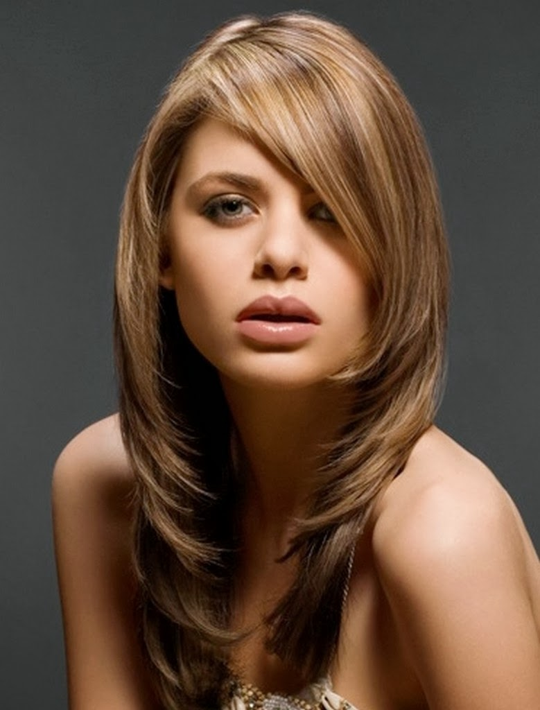 Great Medium Haircuts with Layers