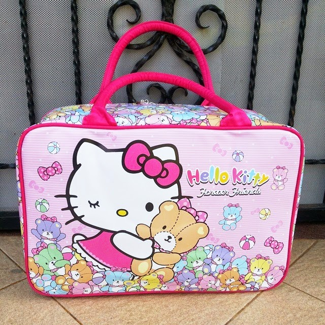 Distributor Travel Bag Anak Murah