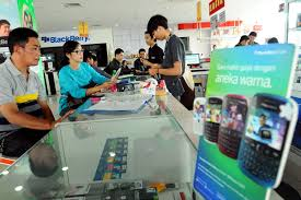 contoh toko ponsel