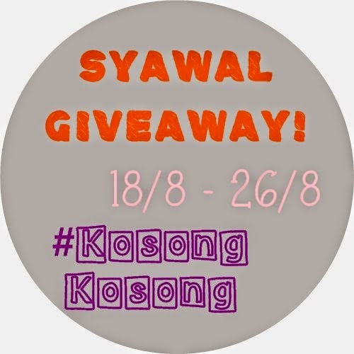 Syawal Giveaway!