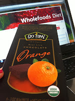 organic wholefoodsdiet chocolate