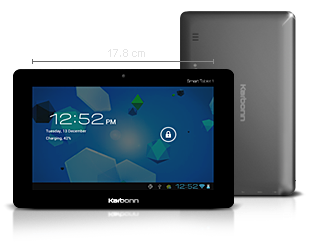 Karbonn Smart Tab 1 Android ICS Tablet