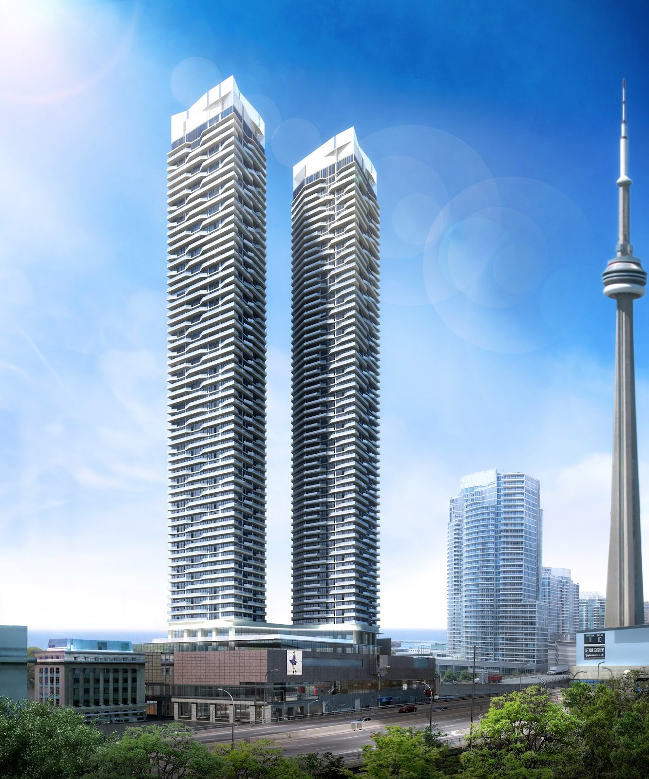 Greater Toronto Area Real Estate News Harbour Plaza