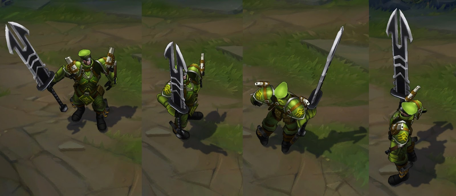 Surrender at 20: Champion and Skin - 122.0KB