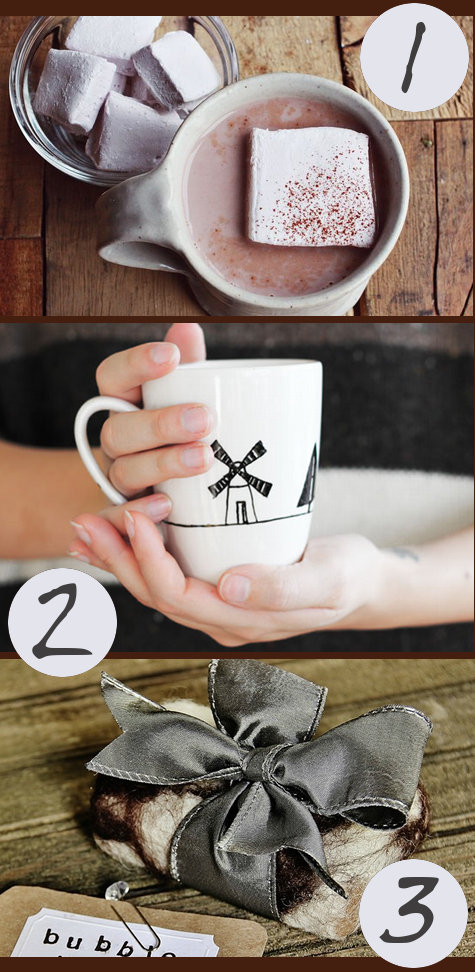 DIY Winter Gift Giving - Homemade Gift Ideas for Seasonal Winter Holidays - Handmade Valentine's Day Gift Ideas for Women