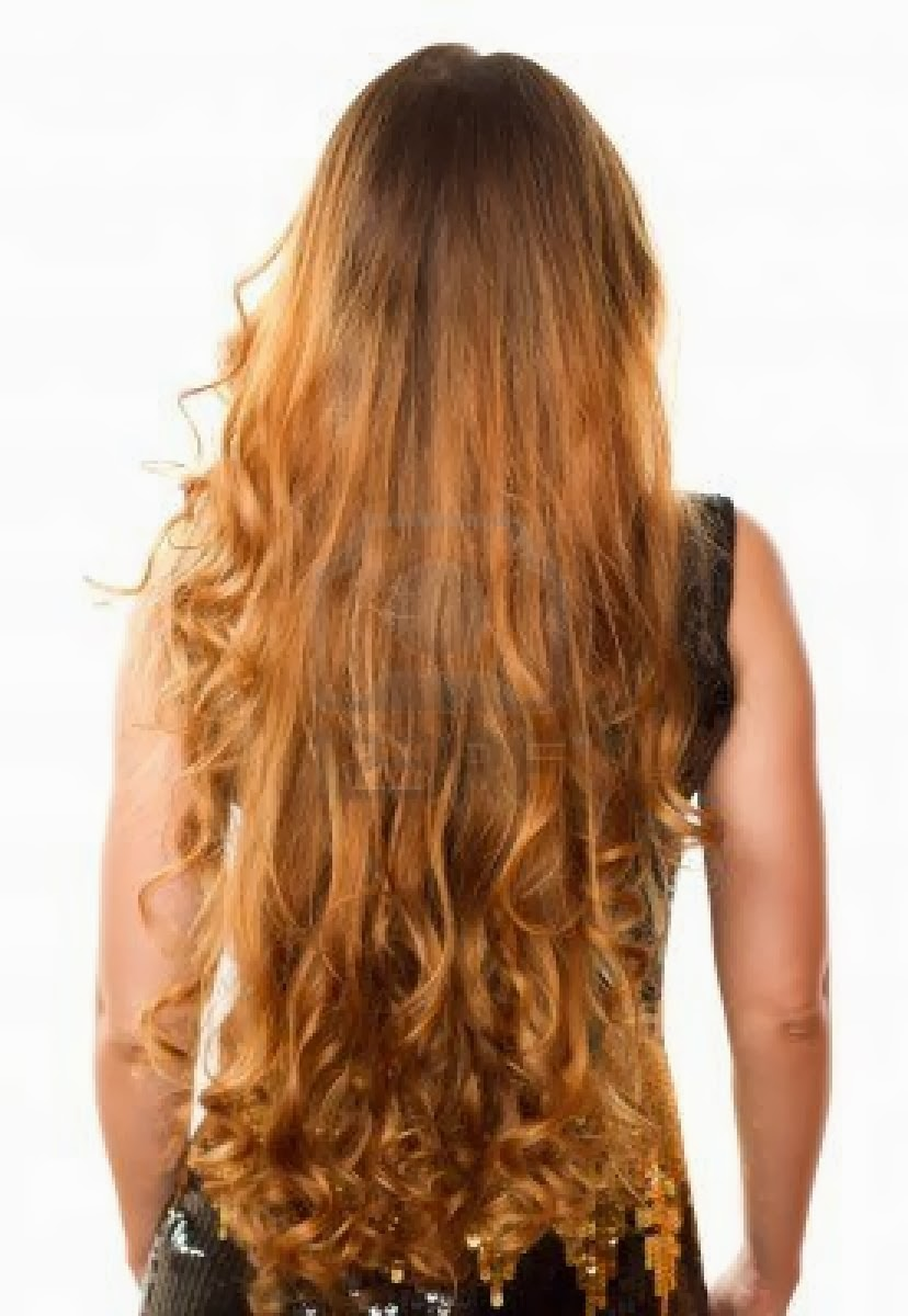 Moda Cabellos: Peinados con pelo largo