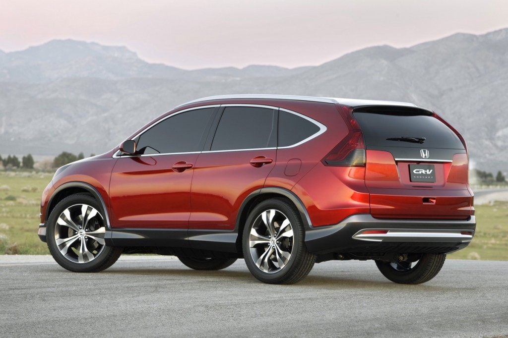 Auto cars zones 2012 honda cr v best suv model for Is a honda crv a suv