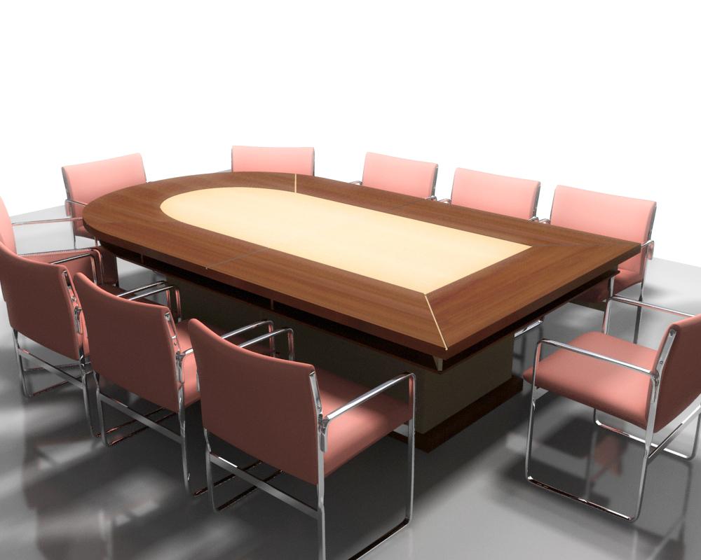 Meja rapat meja meeting meja konferensi semarang for Mobiliario de escritorio fabricantes