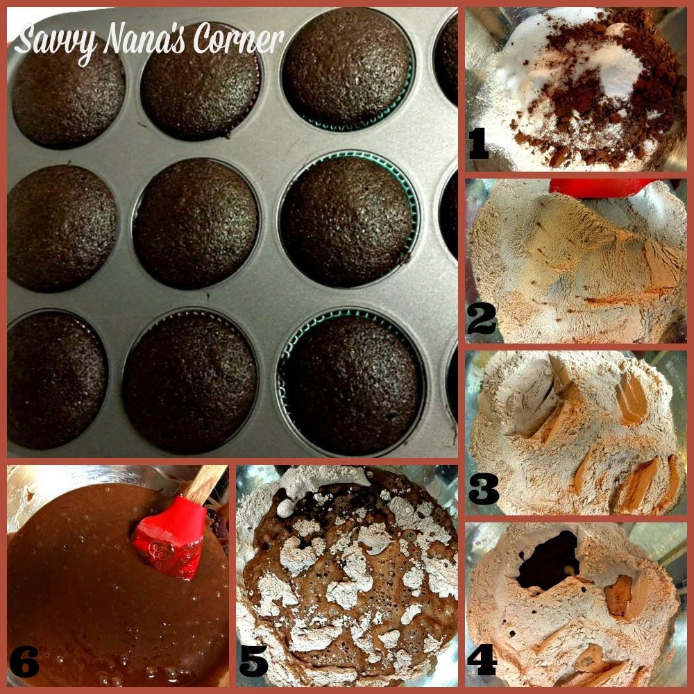 Egg, Dairy & Nut Free Crazy Cupcakes