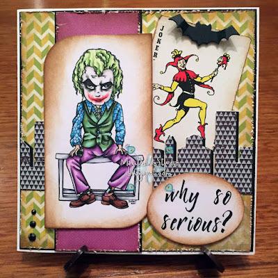 Jade Dragonne Joker