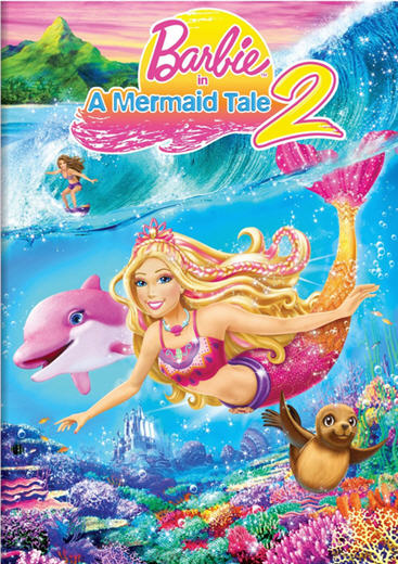 Barbie in a Mermaid  (2012)