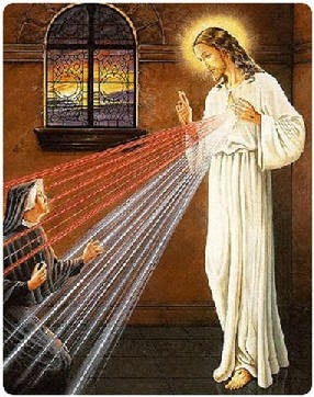 JESUS MISERICORDIOSO, EU CONFIO EM VÓS