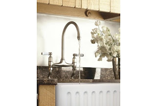 Kitchen Tap, traditional kitchen sink