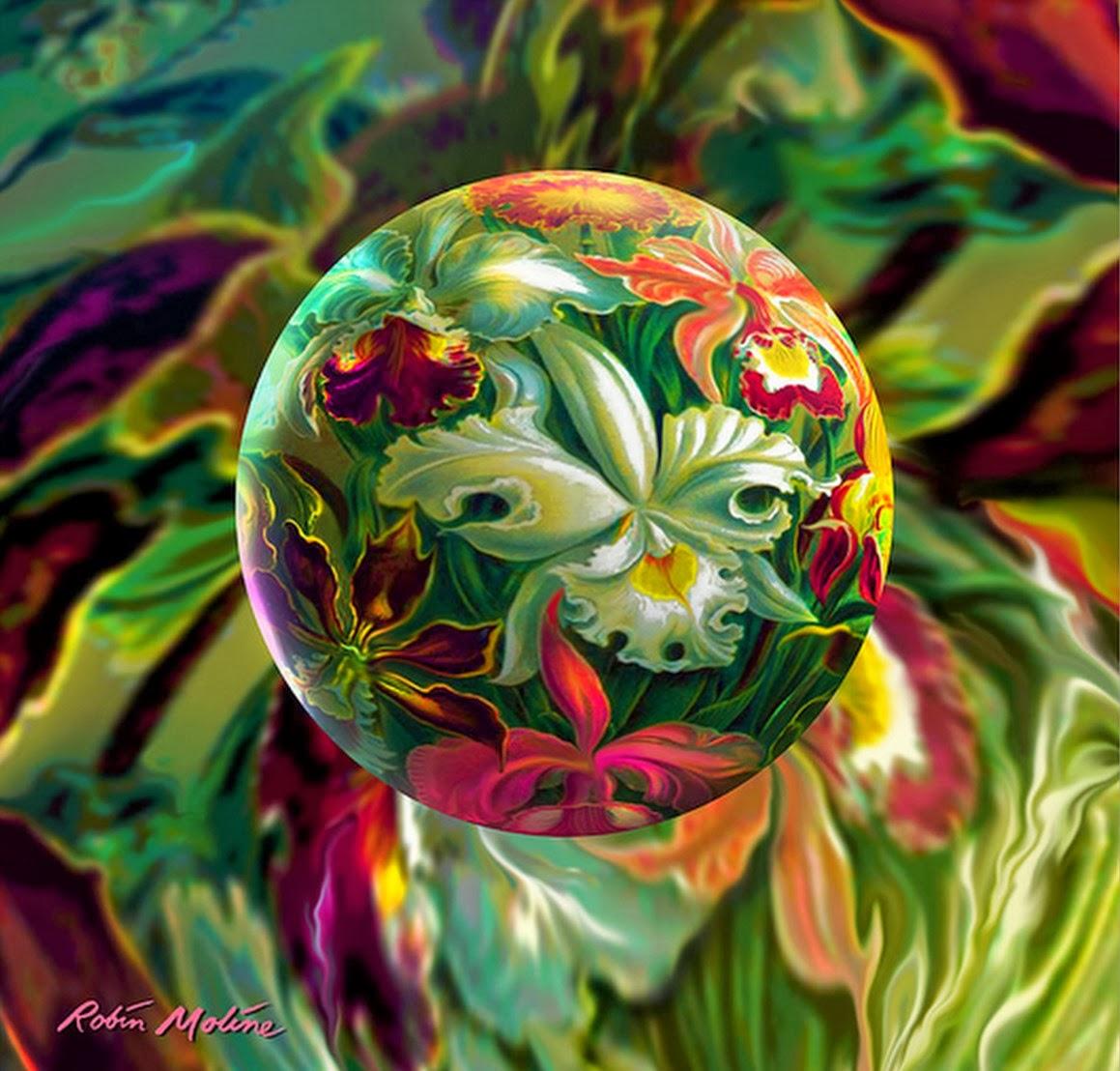 pintura-abstracta-flores