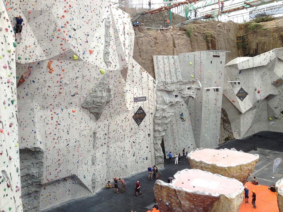 Edinburgh Leith Daily Photo Climbing Centre