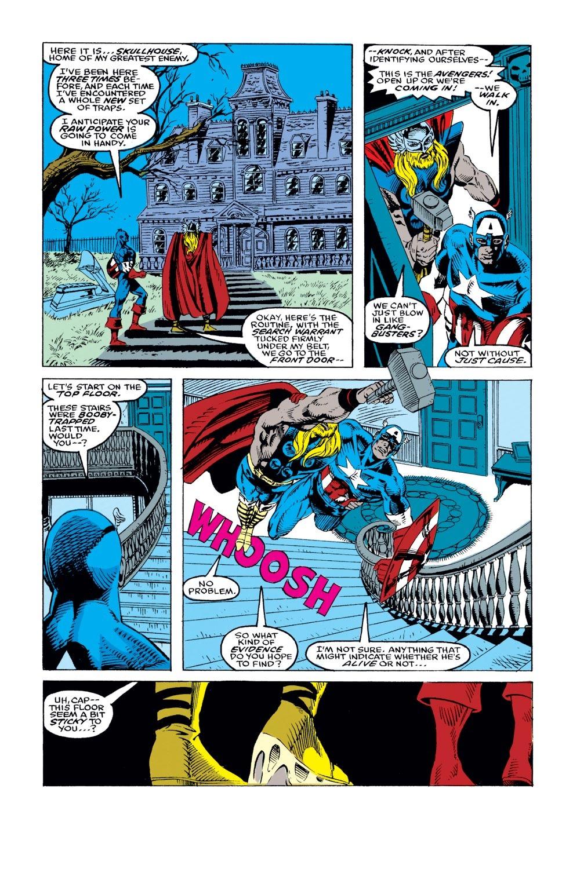 Captain America (1968) Issue #395 #328 - English 14