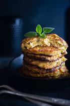 La burrica recomienda: Tortillitas de patata y coles