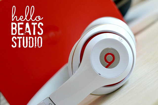 Mommy Testers new beats studio headphones, beats by dre, headphones for bloggers, #shop #cbias