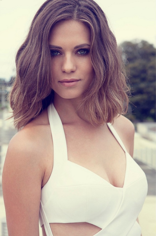 Lyndsy Fonseca poses for Bello Magazine August 2013 - My Face Hunter