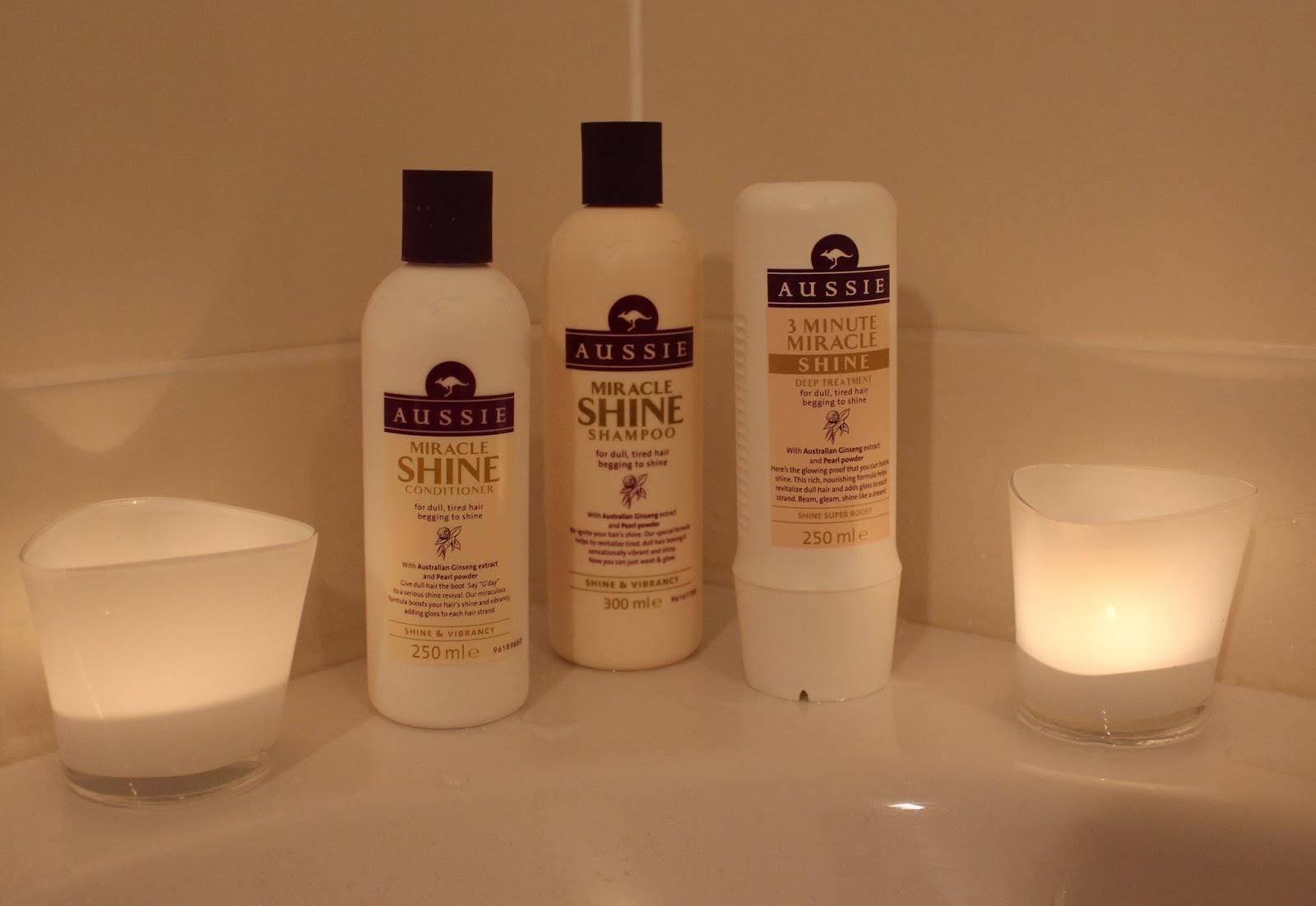 Aussi Shampoo Livinglove DM