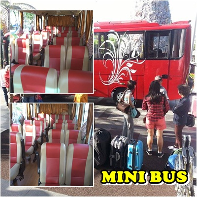 MINI BUS 25 SEATS FULL AC
