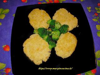 schiacciatine di patate e lupini