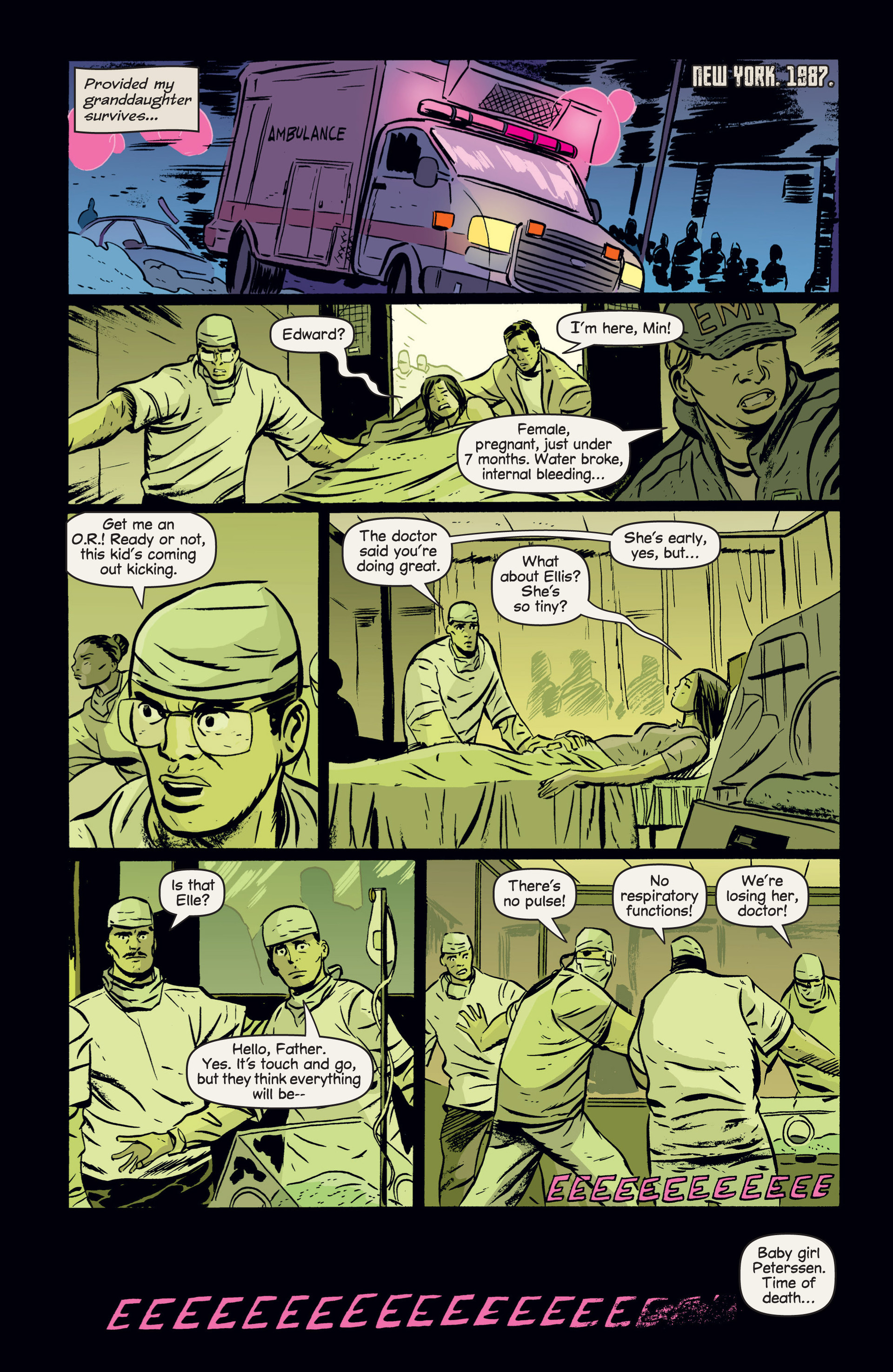 Read online Mind The Gap comic -  Issue #14 - 21