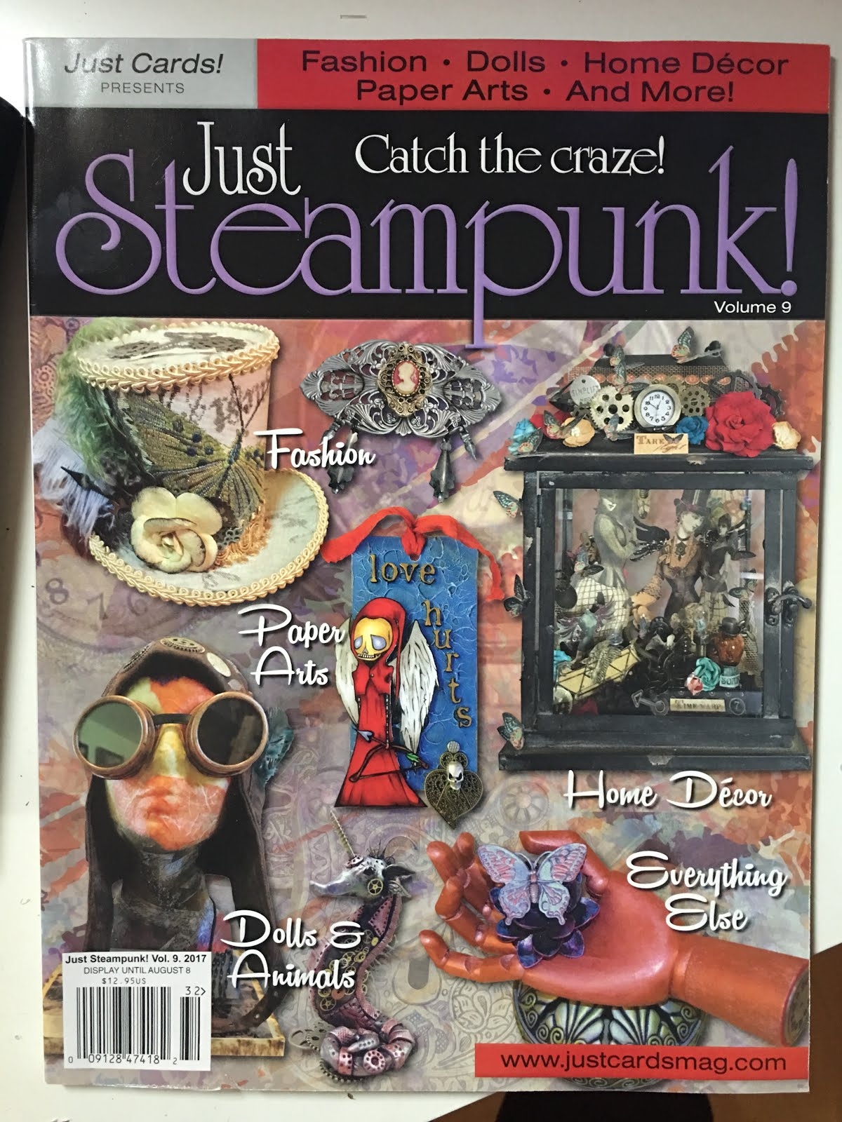 Just Steampunk Vol 9