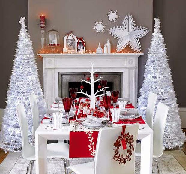 Manualidades for Decoracion navidena hogar