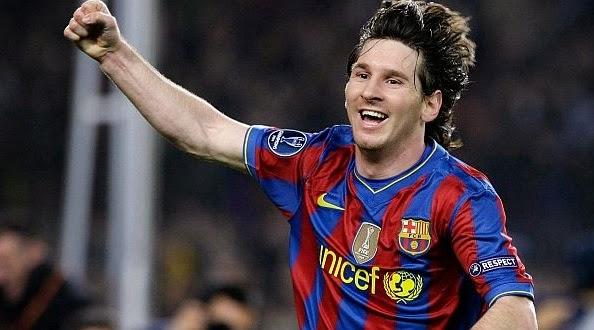 Top 10 Goals Lionel Messi in his career so far