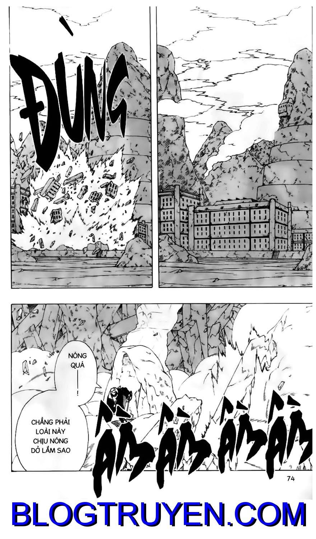 Naruto chap 313 Trang 11 - Mangak.info