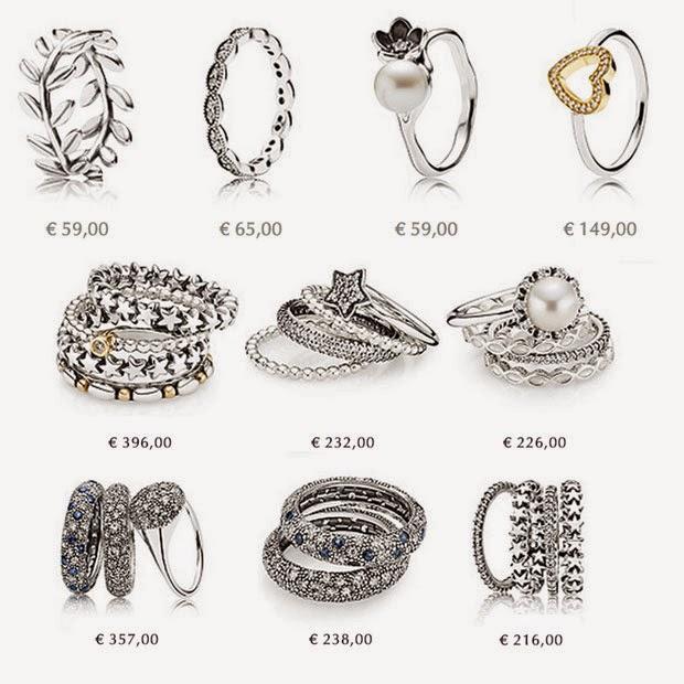 anello pandora natale