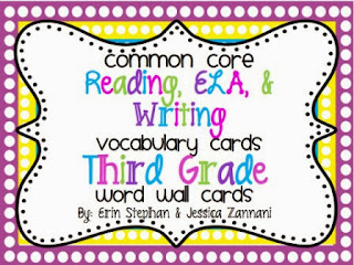 http://www.teacherspayteachers.com/Product/Common-Core-Reading-ELA-Vocab-Cards-for-3rd-Grade-1003899
