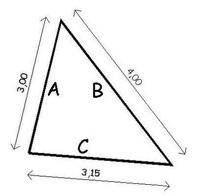 Aprende Con La Geometria: 4.3 Triángulo Escaleno