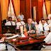 ஸ்ரீலங்கா முஸ்லிம் காங்கிரஸின் சிரேஷ்ட உறுப்பினர்களுக்கும் ஜனாதிபதி மைத்திரிபால சிறினேவுக்கும் இடையிலான சந்திப்பு