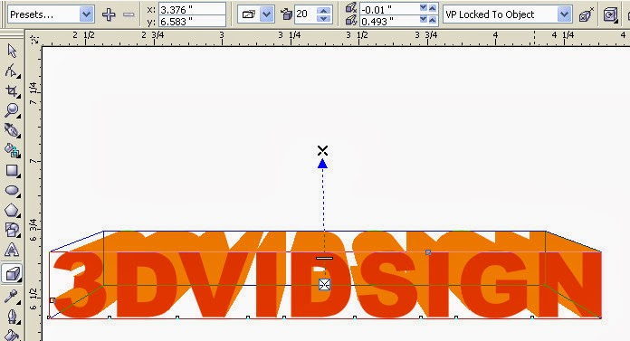 How To Learn Interactive Tool using Corel DRAW
