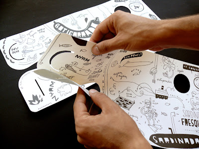 The Illustrations of Ivan Bravo