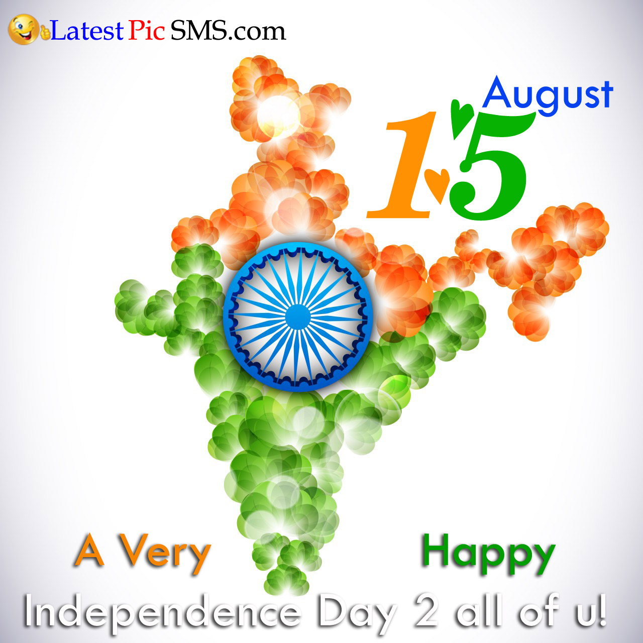 Amazing Independence Day India Map Full Hd Wallpaper Images