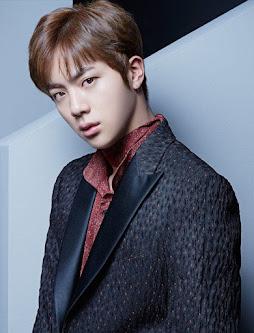 Kim Seok Jin (Jin)