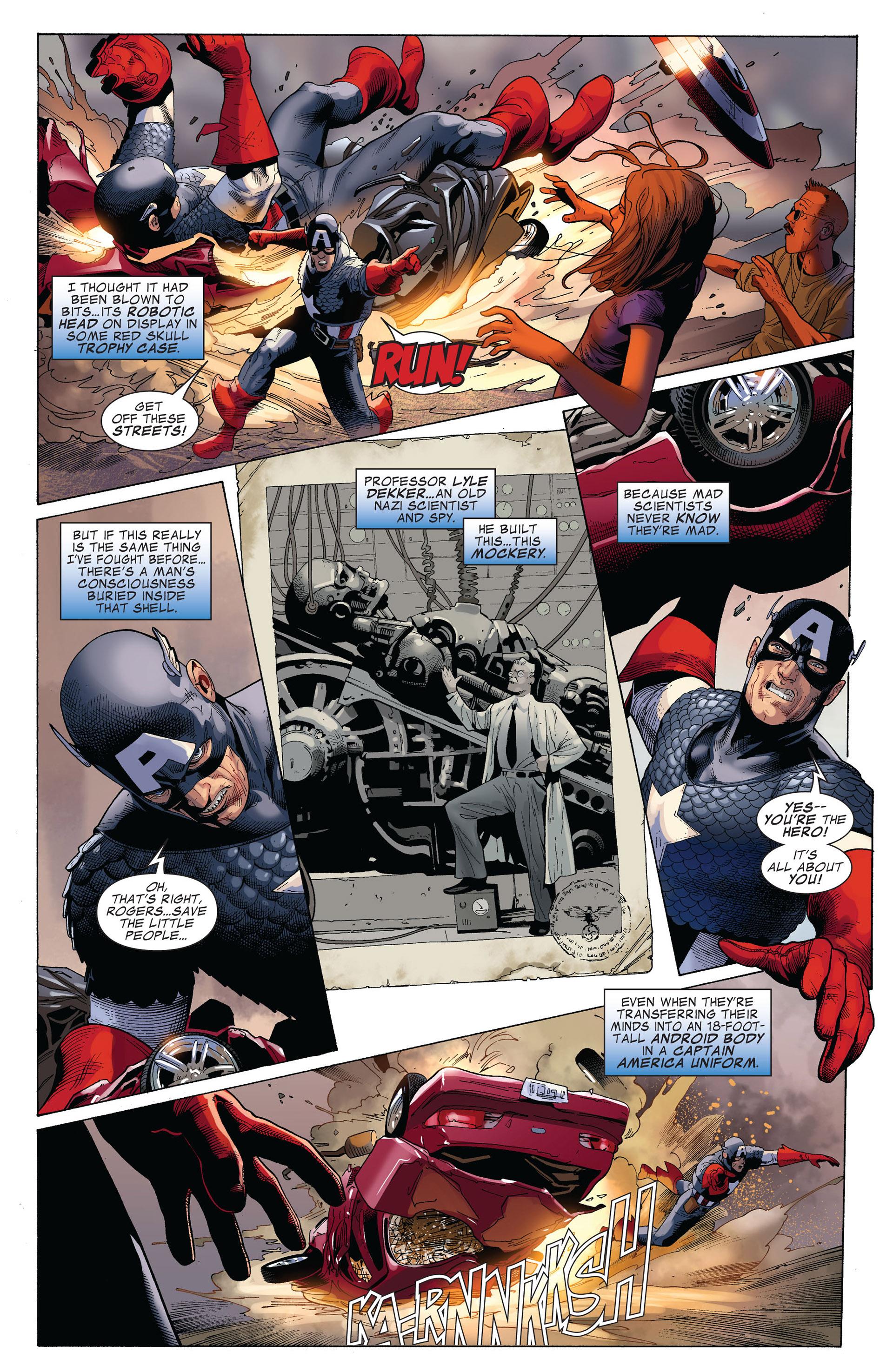Captain America (2011) Issue #3 #3 - English 7